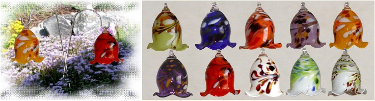 Your online store for bells made of glass, glassbells.