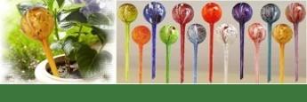 Rosenkugeln gartenkugeln durstkugeln glaskugeln aus for Zimmerpflanzen dekorativ